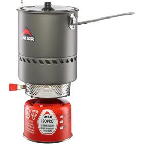 MSR Reactor - Hornillos de camping - 1,7l 3 largo gris